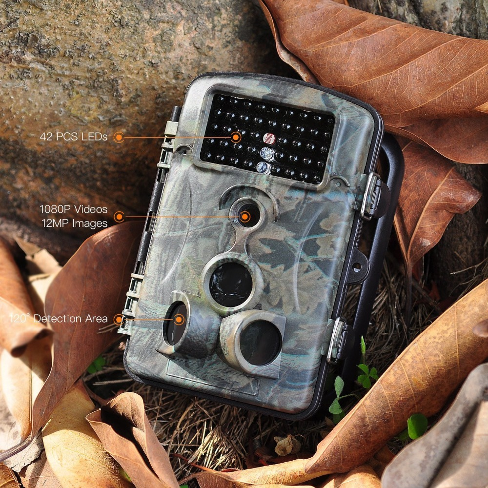 1080P 2.4 TFT-LCD color monitor Wildlife Digital Camera Trail 940nm White Black Led Invisible Animal Trap Hunting RD10001080P 2.4 TFT-LCD color monitor Wildlife Digital Camera Trail 940nm White Black Led Invisible Animal Trap Hunting RD1000