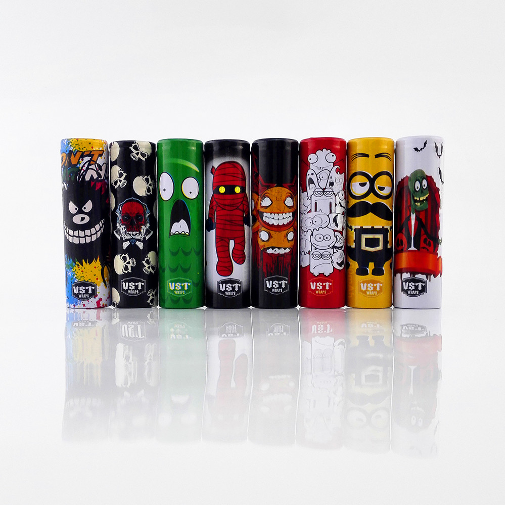 18650 Battery Wrapper Protector Skin Repair Electronic Cigarette Vape Battery
