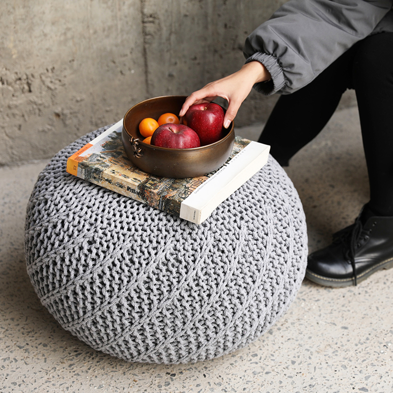Handmade Modern Creativity Lazy Sofa Bean Bag Sofa Chair Living Room Cushion Cover Sofa Bed Tatami For Home Decoration Kids 15