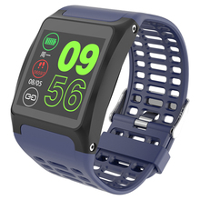 Z01 Smartwatch IP67 Waterproof Wearable Device Bluetooth Pedometer Heart Rate Monitor Color Display Smart Watch For Android/IOS
