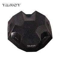 Tarot 680PRO Carbon Fiber Pattern Canopy Hood Head Cover