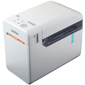 Image 2 - Machine à étiquettes TD 2020 imprimante détiquettes dordinateur thermique Portable étiquette autocollante imprimante à Code à barres BROTHER TD 2020 labe