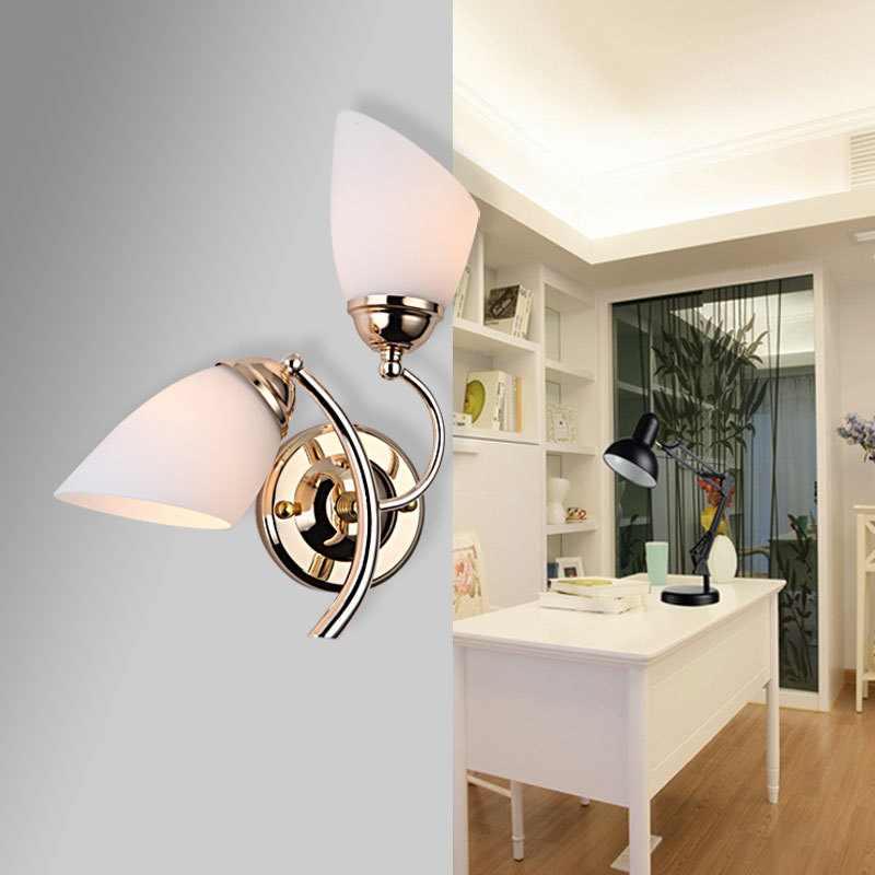 Jeff Wall Light Bulb Room : Warm white led lighting modern minimalist light living room bedroom bedside wall lamp stairs ...