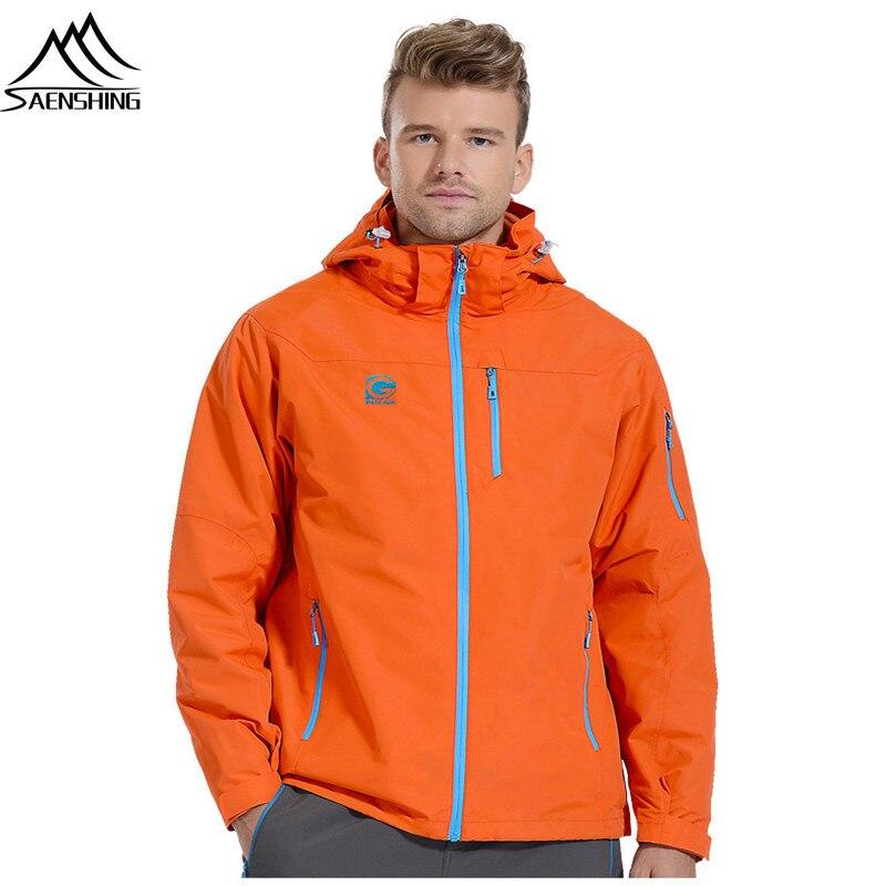 Aliexpress.com : Buy SAENSHING men's outdoor hardshell jacket ...