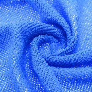 Image 5 - 10pcs 블루 마이크로 화이버 청소 30*30cm 자동차 자동차 자세히 소프트 마이크로 화이버 헝겊 워시 타올 먼지 떨이 홈 청소 도구
