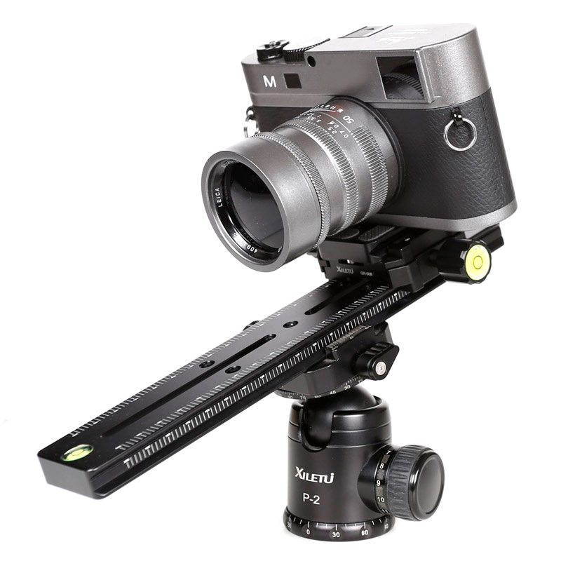 Track Dolly Slider Focus Rail Clamp Quick Release Plate for Camera in Tripod Monopods from Consumer Electronics