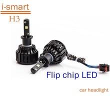 60W 6000LM New Gen LED Headlight Conversion Kit H1 H3 H7 H8 H9 H10 H11 9005 9006 Car Replacement Fog Head Light Lamp White