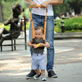 Hot Selling Summer Children Dual Purpose Breathable Anti O Leg Walking Assistant Baby Carrier Belt Safety Harness Baby Walker