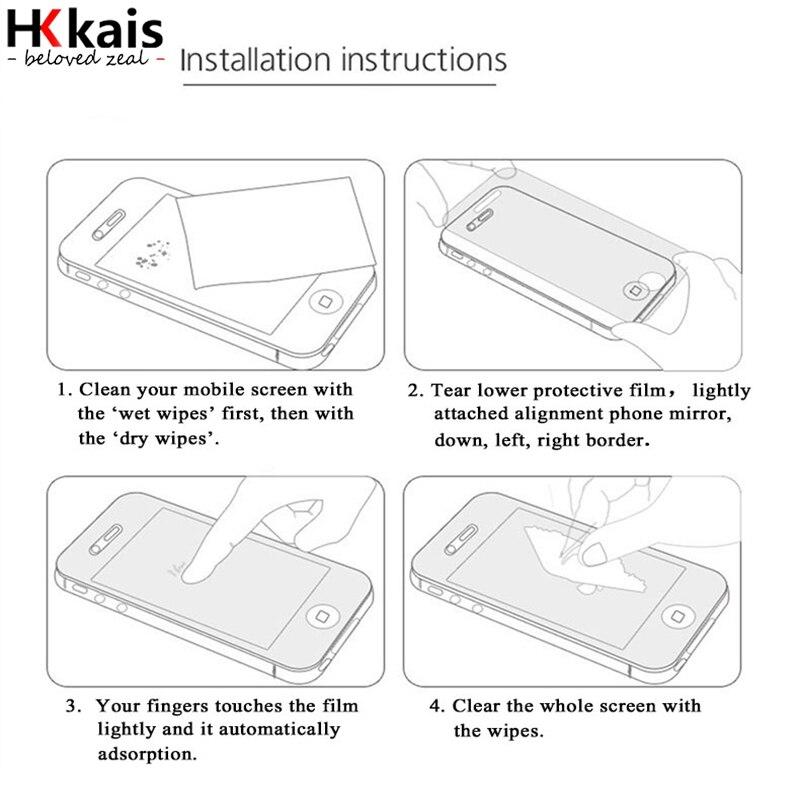 Hkkais Ballistic Glass For Sony Xperia Xa Tempered Glass For Xperia