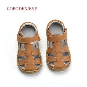 Image 5 - Copodenive sandales pour filles, chaussures de marque stylées pour enfants