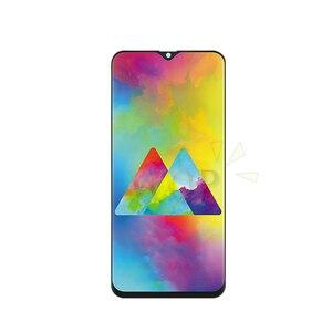 """Image 4 - Dành Cho Samsung Galaxy Samsung Galaxy M20 2019 SM M205 M205F Màn Hình Hiển Thị LCD Bộ Số Hóa Cảm Ứng Thay Thế 100% Được Kiểm Tra M20 Màn Hình Hiển Thị 6.3"""""""