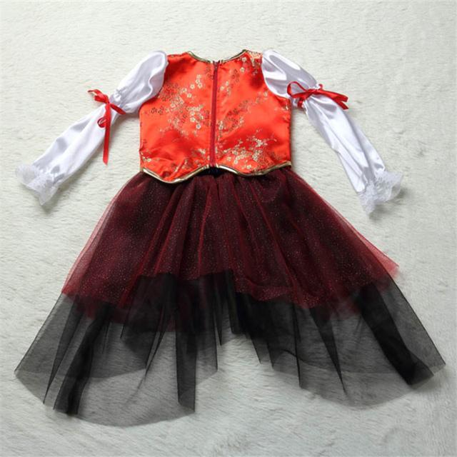 Pirate Dress Girls  Halloween Costume
