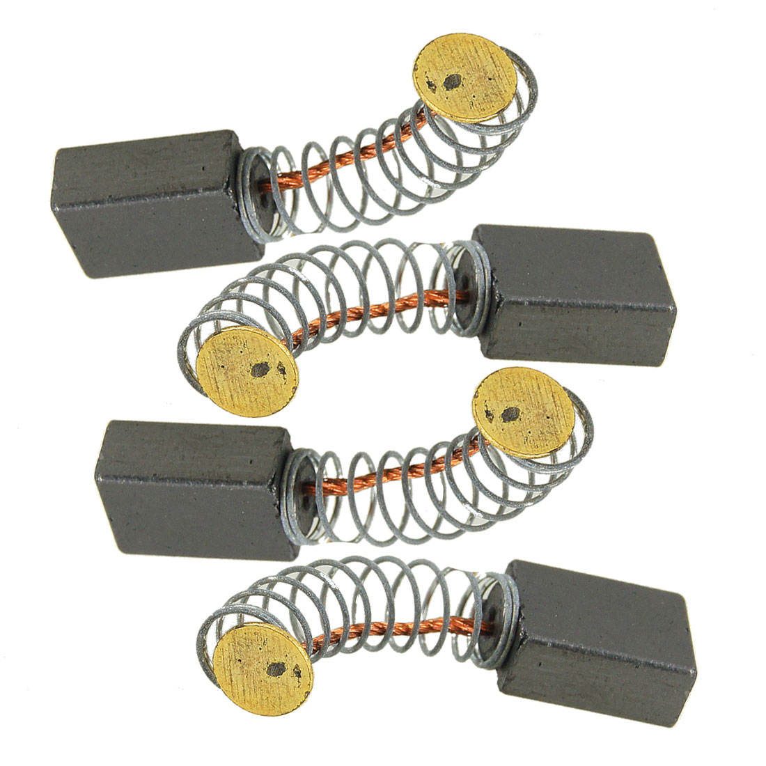 Dmiotech 4 Pcs Replacement Electric Motor Carbon Brushes 10mm 11mm 13mm 6mm 7.5mm 7mm 8mm 9mm For Motors