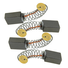 цена на Auto Power Off 3/5 X 11/40 X 1/5 Electric Motor Carbon Brushes 4 Pcs