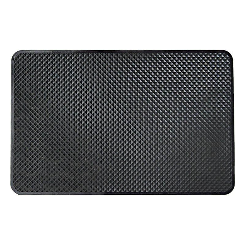 1 Pcs Silicone Car Anti Slip Mat Non Slip Pad Car Sticker Dash Mat Dashboard Pad For Phone Car Interior Decoration