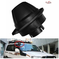 CITYCARAUTO Snorkel Head Air Ram Head Airtec Airflow 8.5cm 9.5cm mushroom snorkel ram air intake cap cover for free shipment