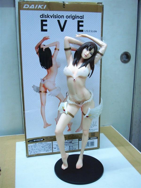 [TOP] nouvelle conception originale EVE 1/5. 5 32cm PVC Action figure Daiki Sexy bikini adulte Figure jouet collection modèle cadeau