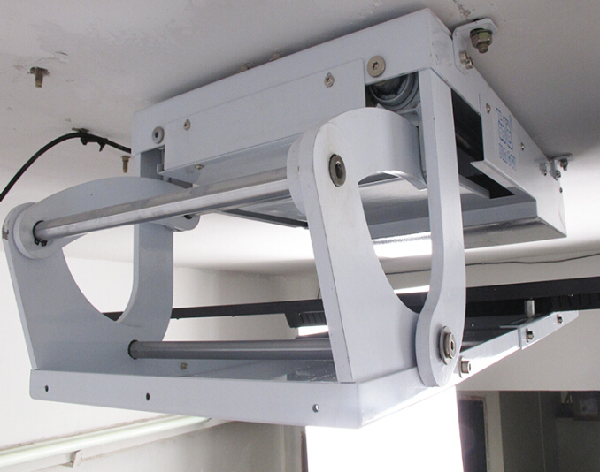 not hqdefault ceiling tv motorized demo lift watch flip setup mount retractable streight drop led remote down
