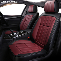 Universal car seat covers for honda accord Honda civic 2018 city 2013 cr v jazz auto accessories Car seat protector