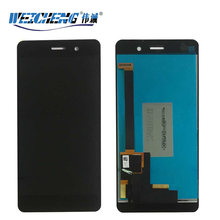 "WEICHENG 5.2"" For Infocus M560 LCD Display+Touch Screen Assembly Replacement for M560 lcd+free Tools+Adhesive(China)"