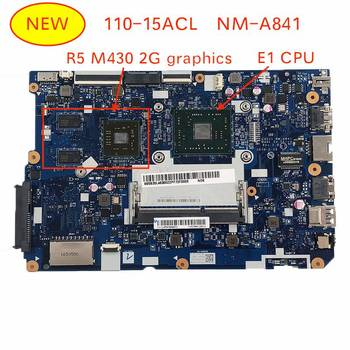 Tested For Lenovo 110-15ACL Notebook motherboard NM-A841 main board