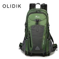 2017 Waterproof Men S Shoulder Bag Travel Backpack Multi Functional Large Capacity 50L