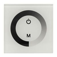 DIY Home Lighting RGB LED Touch Switch Panel Controller LED Dimmer For DC12V LED Strip Lights