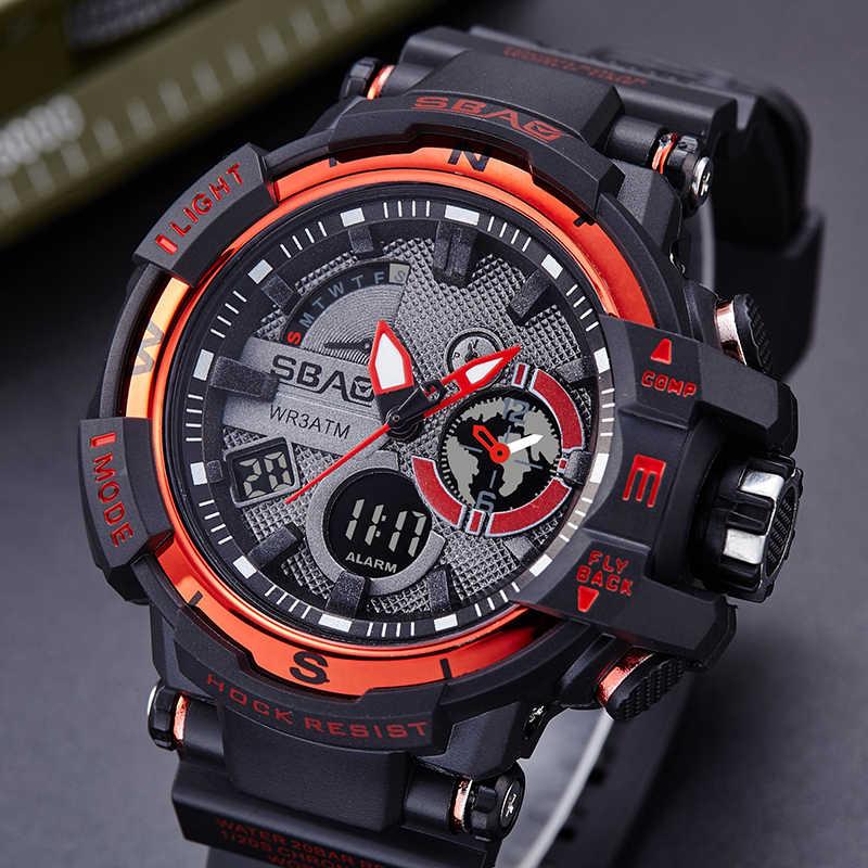 Мужские s часы Relogio Masculino лучший бренд класса люкс кварцевые золотые часы мужские повседневные плавательные военные водонепроницаемые спортивные наручные часы