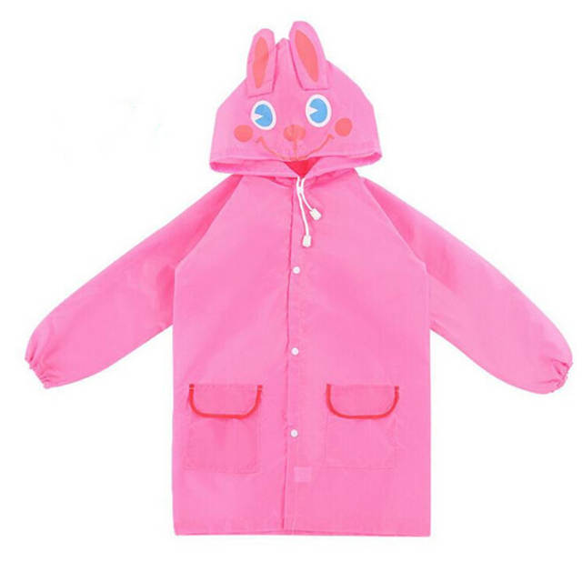 5136972d5 Online Shop Waterproof Animal Poncho Raincoat Funny Cartoon Rain ...