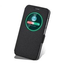 Original Luxury Holder Flip PU Leather +tpu back Case For Asus ZenFone GO 5.0 ZC500TG Z00VD 5.0inch phone Bags Cover Case