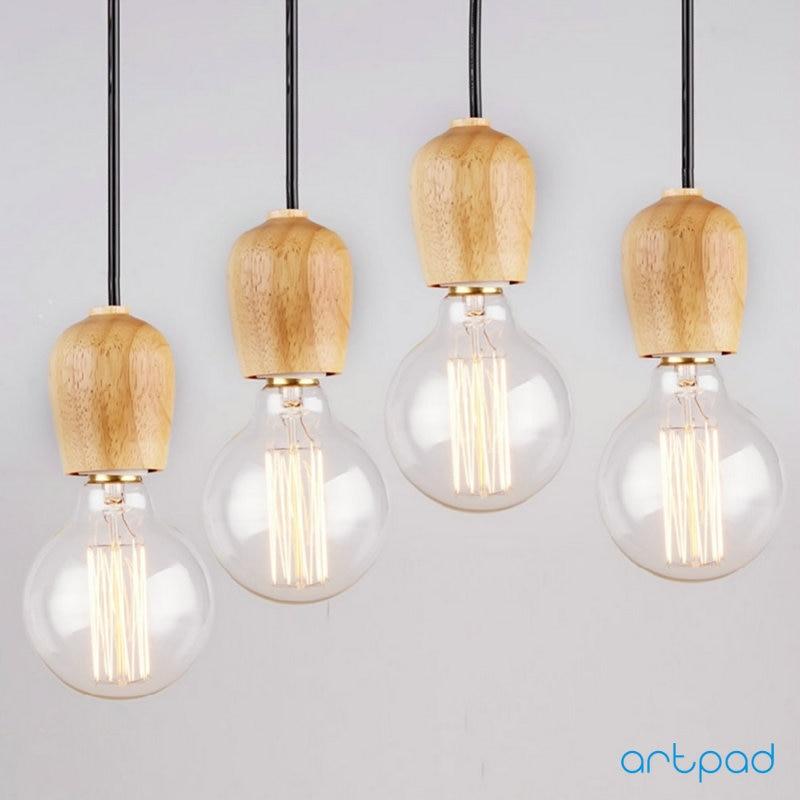 Lights & Lighting Romantic Zmishibo European Style Glass Pendant Lamp 100-240v E27 Socket Single Smoke Gray Ceiling Mounted Bar Dining Desk Bedroom 5w Pendant Lights