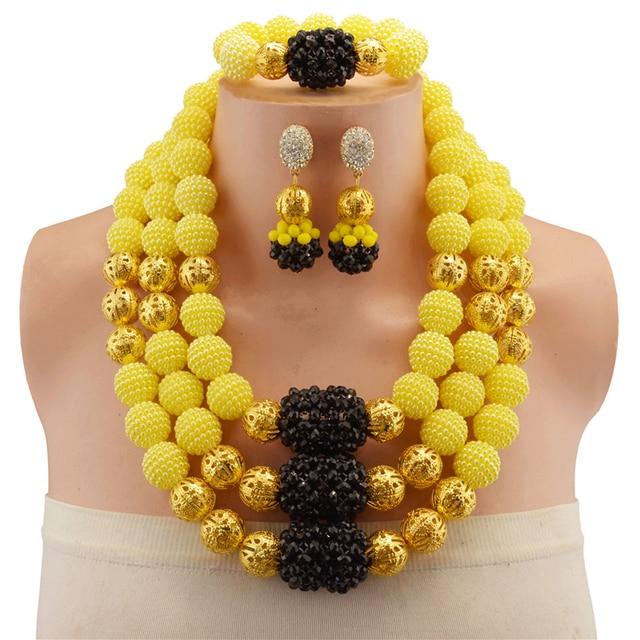 2018 Africa Jewelry Sets American Style Dubai Jewelry Sets Fashion