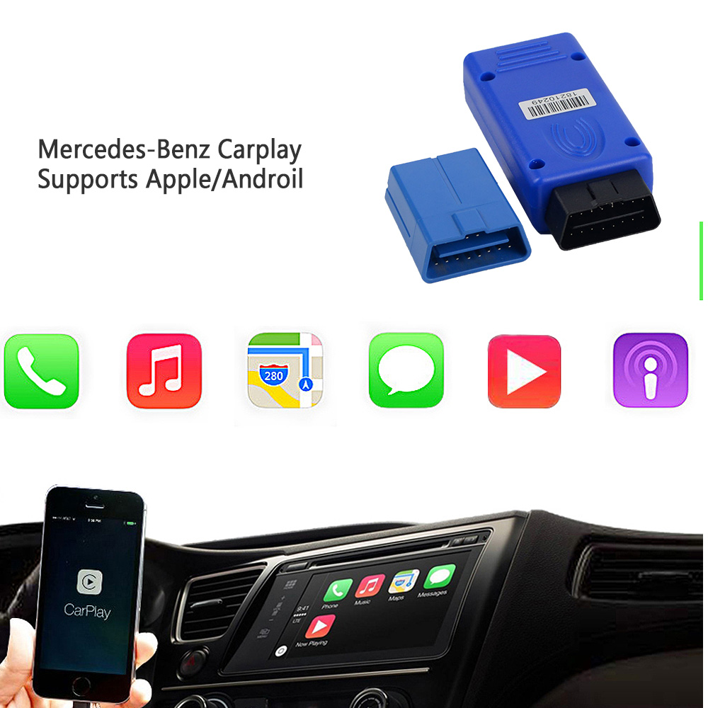 for Apple CarPlay and Android Auto activation tool for NTG5 S1 for Benzfor Apple CarPlay and Android Auto activation tool for NTG5 S1 for Benz