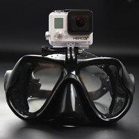 REIZ Onderwater Camera Anti Fog Duikbril Snorkel Zwembril voor GoPro voor onderzeese surfen zwart groothandel