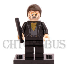 Single Sale HARRY POTTER Movie FENRIR GREYBACK (Werewolf) hp091 Hogwarts Death Eater minifig Blocks Bricks Kids Toys(China)