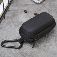 Портативный чехол на молнии для Huawei FreeBuds, для Honor Flypods Lite Youth Versio, пылезащитный/противоударный жесткий защитный чехол, сумка для хранения