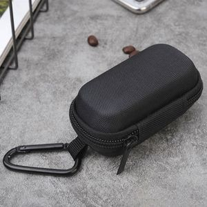 Image 1 - Tragbare Zipper Für Huawei FreeBuds Für Honor Flypods Lite Jugend Versio Beutel Staub/Stoßfest Harte Schutzhülle Lagerung Tasche