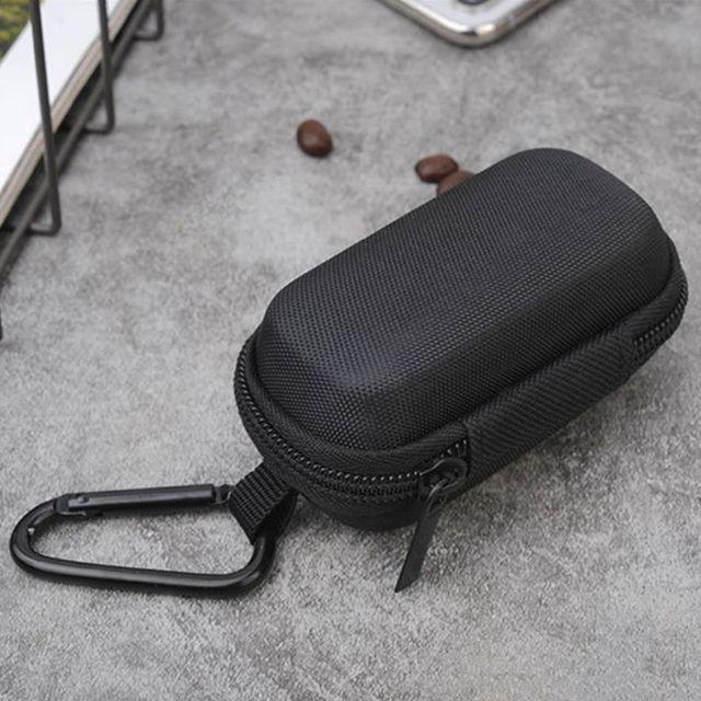Tragbare Zipper Für Huawei FreeBuds Für Honor Flypods Lite Jugend Versio Beutel Staub/Stoßfest Harte Schutzhülle Lagerung Tasche
