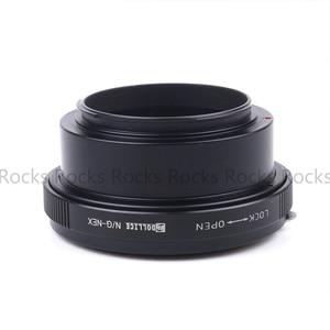 Image 5 - Pixco AI G NEX, Lens Adapter Suit For Nikon F Mount G Lens to Suit for Sony E Mount NEX Camera