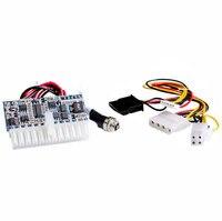 DC ATX 160W High Power DC ATX Power Supply Module ITX Z1 Upgrade 24PIN