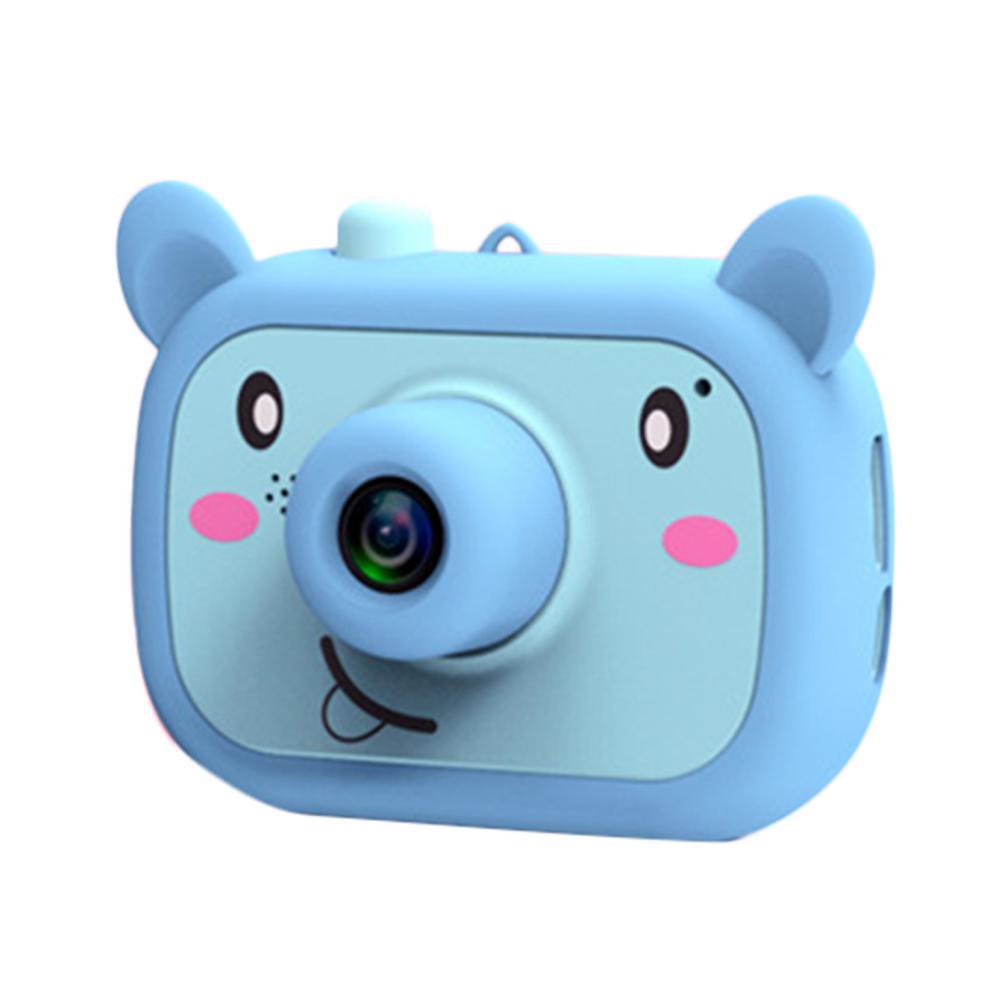 WIFI 800 W double lentille enfants jouet caméra 1080 P HD enregistreur vidéo numérique caméra vidéo pour enfants enfant enfant