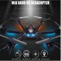 ET MJX RC Беспилотный Безголовый Режим 2.4 ГГц X600 6 Оси Гироскопа RC дроны quadcopter НЛО Вертолет Дрон Может Добавить HD Камера C4018 RC Toys