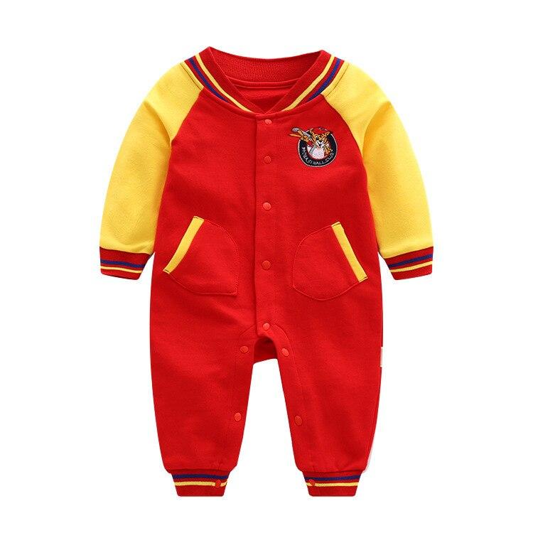 Նորածին մանկական Rompers Մանկական - Հագուստ նորածինների համար - Լուսանկար 5