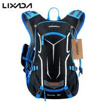 Lixada 18L Cycling Bags Backpack Outdoor Rucksack Bicycle Bag Outdoor Sports Riding Pouch Bicycle Knapsack Hydration Water Bag new sport cycling water bag outdoor solar panel usb charger bicycle hydration backpack for mobile phone camping travel knapsack