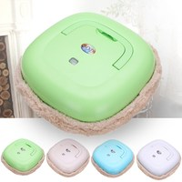 Low Noise Wet Dry Vacuum Cleaner Household Intelligent Automatic Cleaner Mopping Machine Robot Electric Ultra Thin
