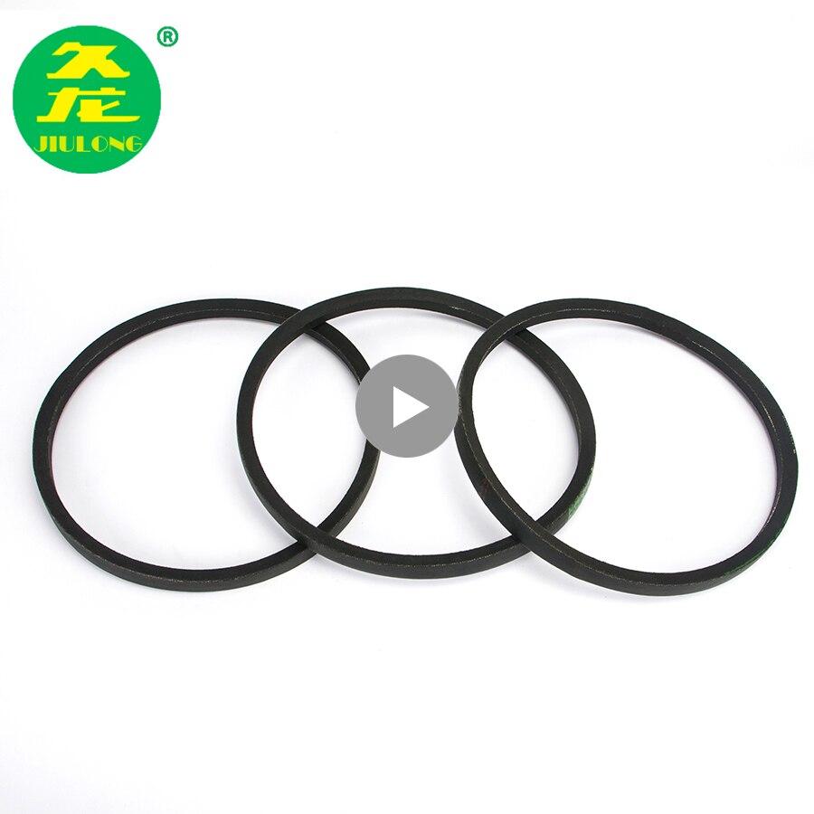 JIULONG V Belt A Type Black Rubber Drive V Belt A770 780 787 813 820 830