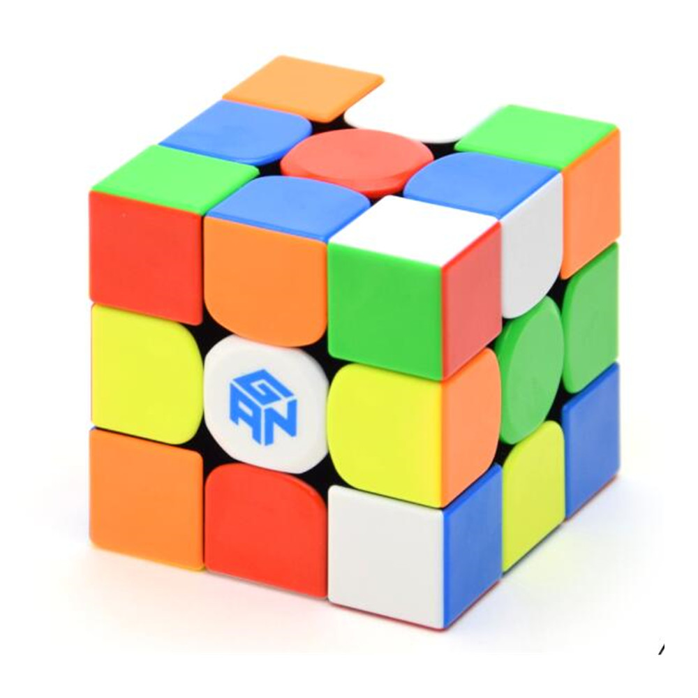 CuberSpeed Gans 354 M stickerless 3x3 Speed cube GAN 354 M 3x3x3 Magnetic  Speed cube-in Magic Cubes from Toys & Hobbies on Aliexpress.com | Alibaba  Group