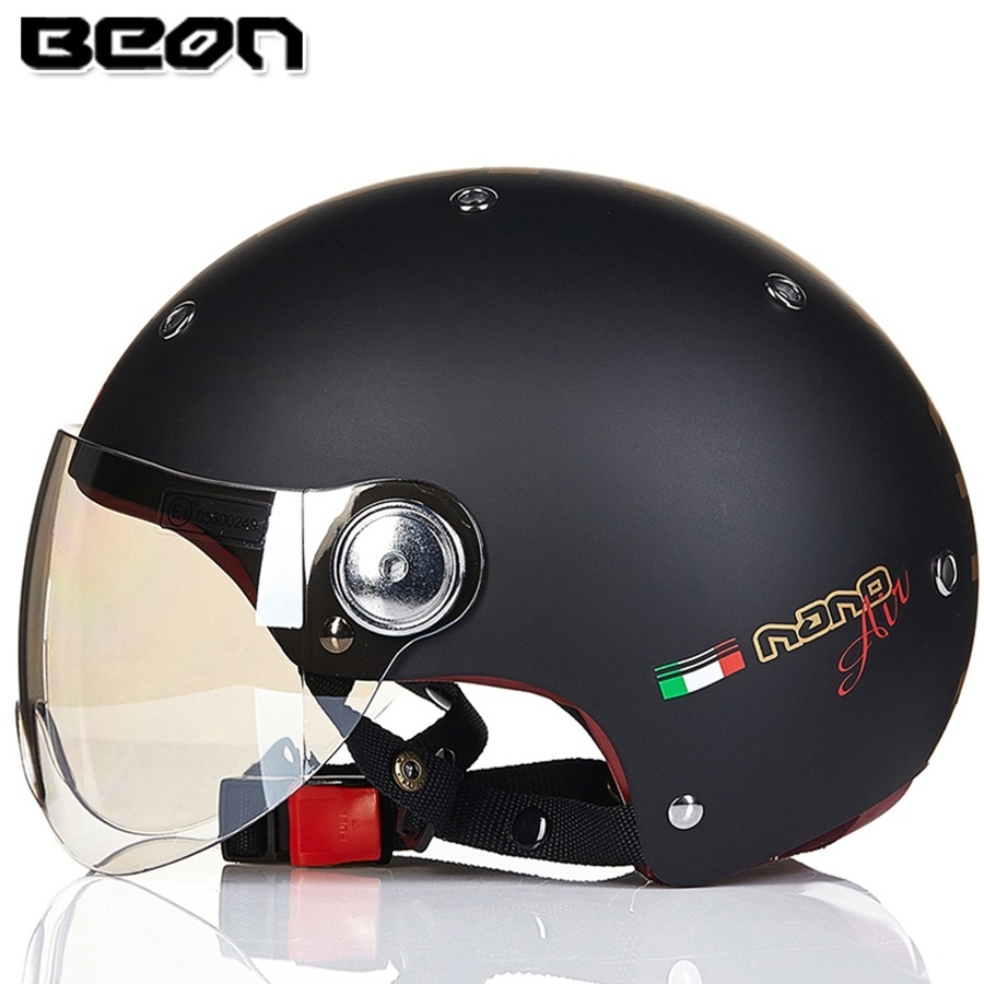 Free shipping 1pcs Half Face Protective Popular Harley Style Helmet Bike Bicycle Helmet Half Open Face Motorcycle Helmet
