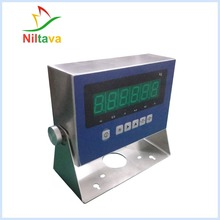 Y8503-A stainless steel weighing indicator for pallet scale 2t
