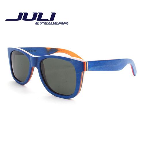 Nueva madera gafas De sol hombres De bambú De moda gafas De sol De madera Mens mujeres diseñador De la marca De Feminino 3008C